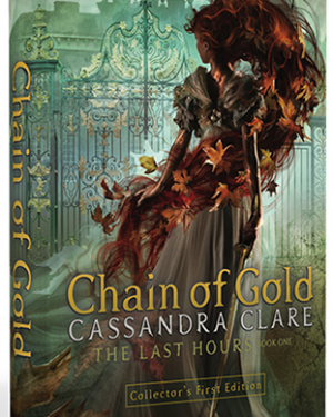The last hours – Chain of Gold by Cassie Clare