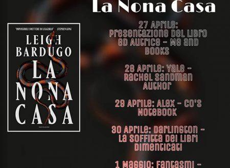Blogtour – La nona casa di Leigh Bardugo – Presentazione libro e autrice