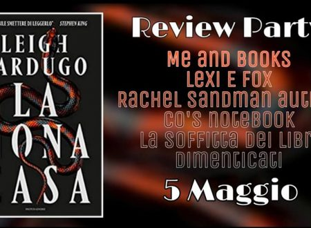 Review Party – La nona casa di Leigh Bardugo