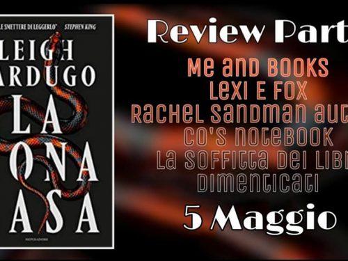 Review Party – La nona casa di Leigh Bardugo