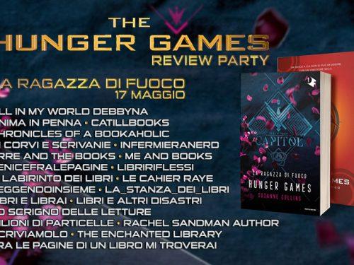 Review Party – Hunger Games: la ragazza di fuoco di Suzanne Collins