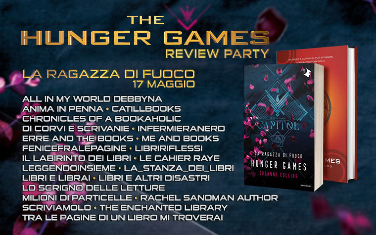 Review Party - Hunger Games di Suzanne Collins