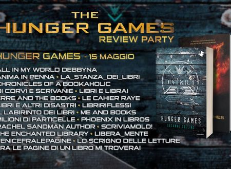 Review Party – Hunger Games di Suzanne Collins