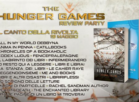Review Party – Hunger Games: il canto della rivolta di Suzanne Collins