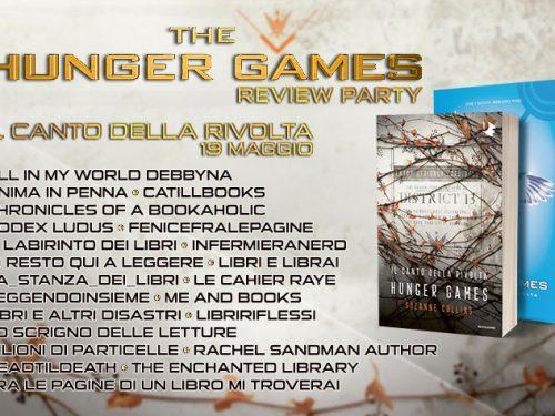 Review Party – Hunger Games: il canto della rivolta di Suzanne Collins