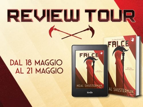 Review Party – Falce di Neil Shusterman