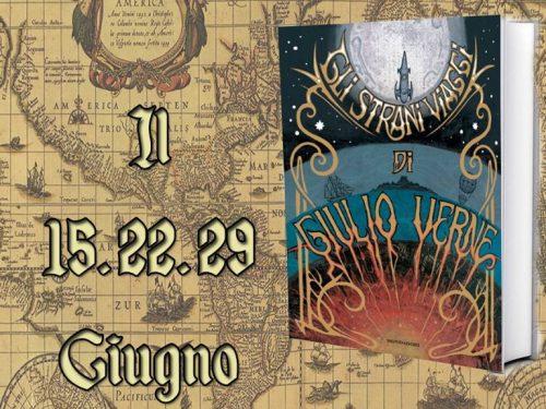 Review Tour – Gli strani viaggi di Giulio Verne