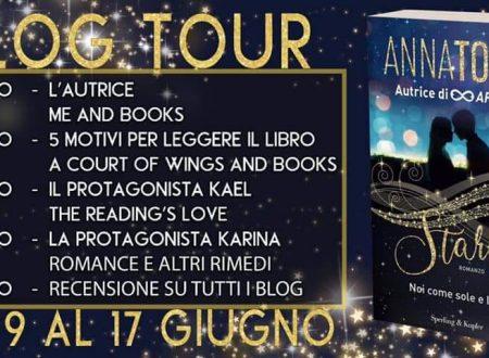 Blogtour – Stars 2: noi come sole e luna di Anna Todd – L'autrice