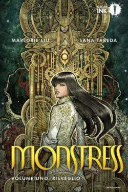 Monstress: Risveglio di Marjorie Liu & Sana Takeda