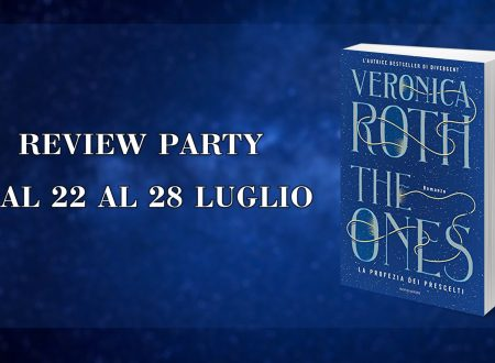 Review Party – The ones: la profezia dei prescelti di Veronica Roth