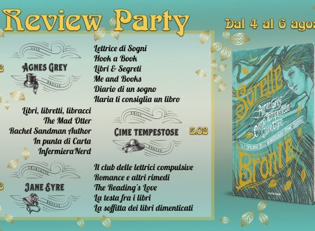 Review party – Agnes Grey di Anne Bronte