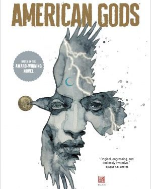 American Gods 1 by Neil Gaiman |Graphic Novel|