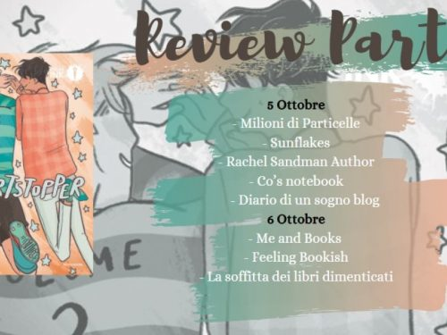 Review Party – Heartstopper 2 di Alice Oseman