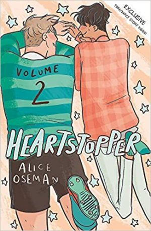 Heartstopper 2 by Alice Oseman