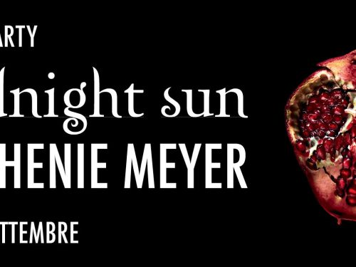 Review Party – Midnight Sun di Stephenie Meyer