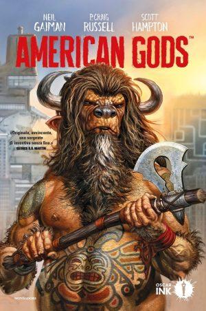 American Gods 1  graphic novel 