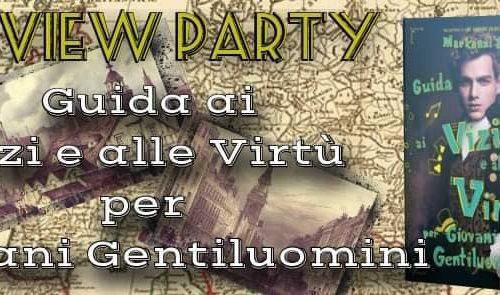 Review Party – Guida ai vizi e alle virtù per giovani gentiluomini di Mackenzi Lee