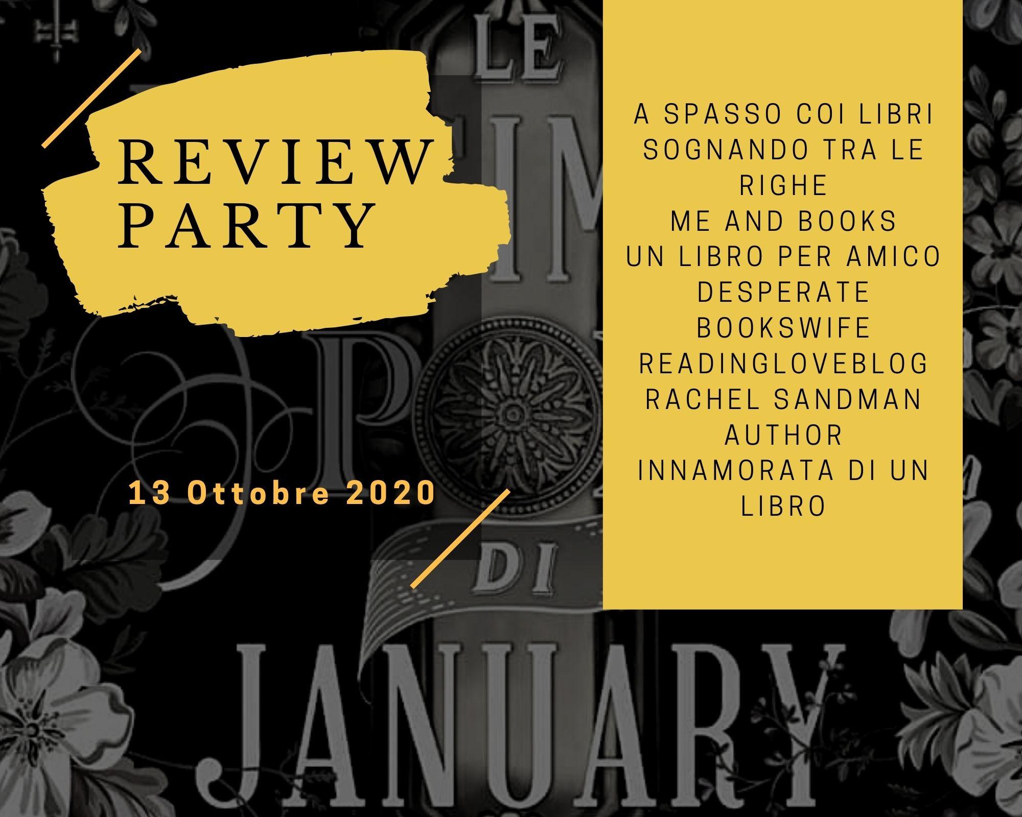 Review Party - Le diecimila porte di January di Alix E. Harrow