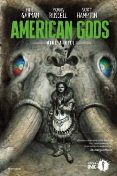 American Gods 2 di Neil Gaiman |graphic novel|