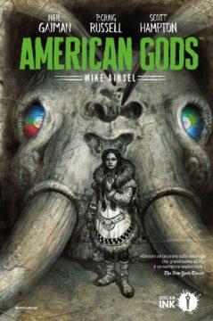 American Gods 2 di Neil Gaiman  graphic novel 