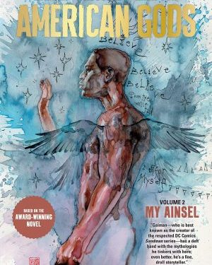 American Gods 2 – My Ainsel by Neil Gaiman |graphic novel|