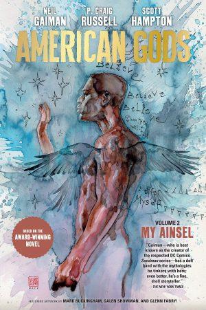 American Gods 2 - My Ainsel by Neil Gaiman |graphic novel|