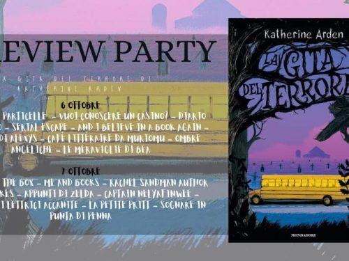 Review Party – La gita del terrore di Katherine Arden