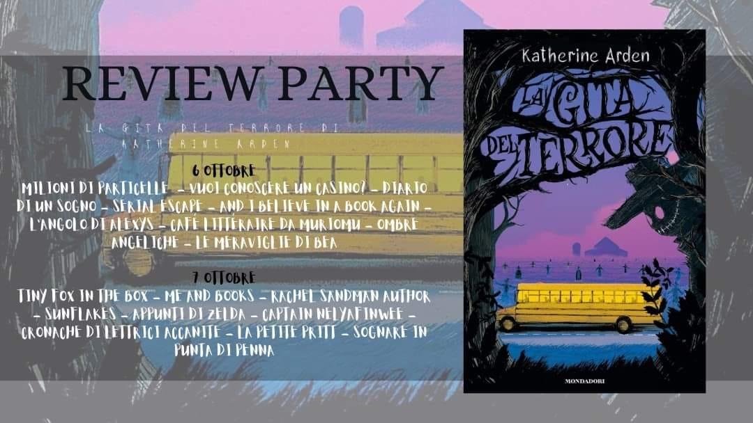 Review Party - La gita del terrore di Katherine Arden