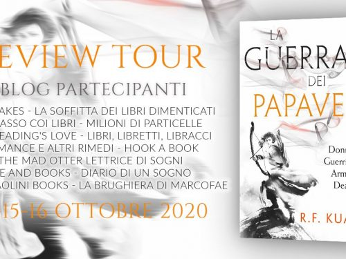 Review Party – La guerra dei papaveri di R. F. Kuang