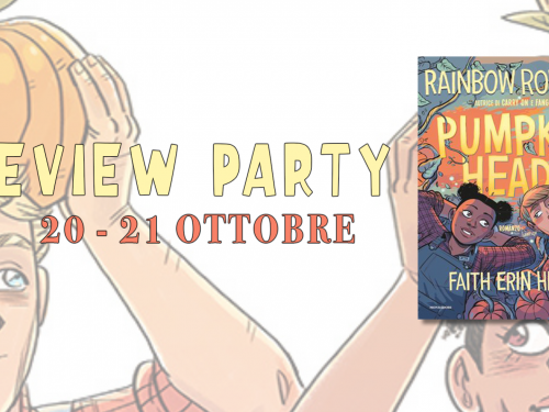 Review Party – Pumpkinheads di Rainbow Rowell