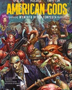 American gods 3 di Neil Gaiman |Graphic Novel|