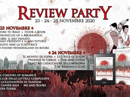 Review Party – Il libro bianco perduto di Cassandra Clare e Wesley Chu