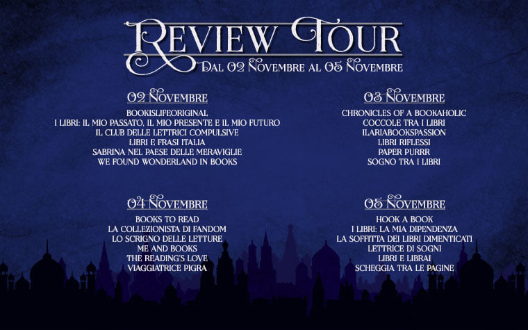 Review Party - Tenebre e Ossa di Leigh Bardugo