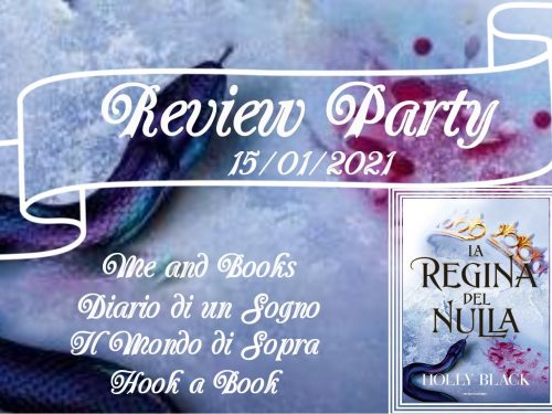Review Party – La regina del nulla di Holly Black