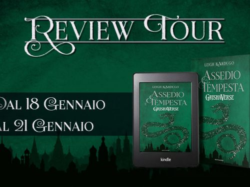 Review Party – Assedio e Tempesta di Leigh Bardugo