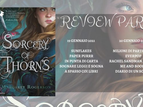 Review Party – Sorcery of Thorns di Margaret Rogerson