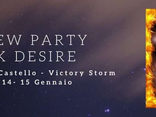 Review Party – Dark Desire di Victory Storm & Melissa Castello