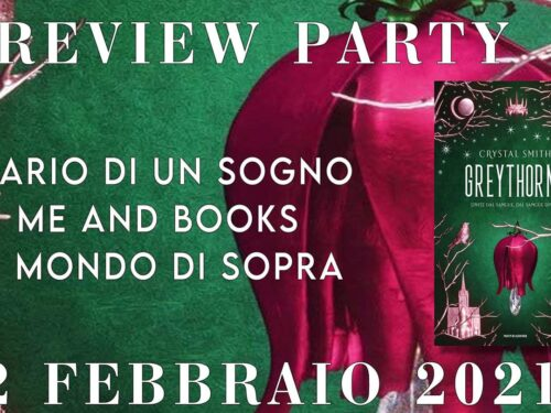 Review Party – Greythorne di Crystal Smith
