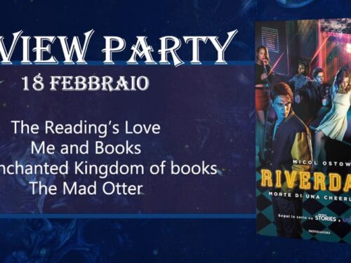 Review Party – Riverdale: Morte di una cheerleader di Micol Ostow