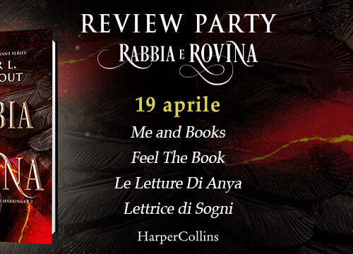 Review Party – Rabbia e Rovina di Jennifer L. Armentrout