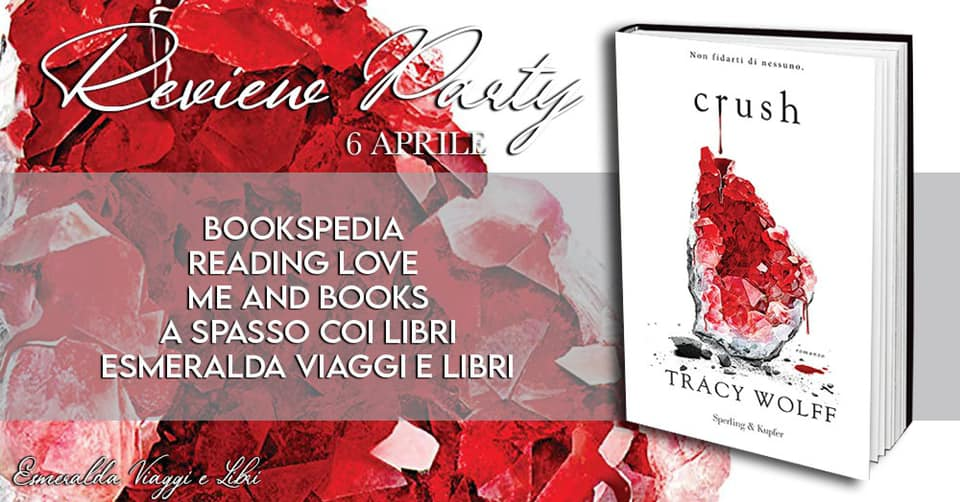 Review Party - Crush di Tracy Wolff