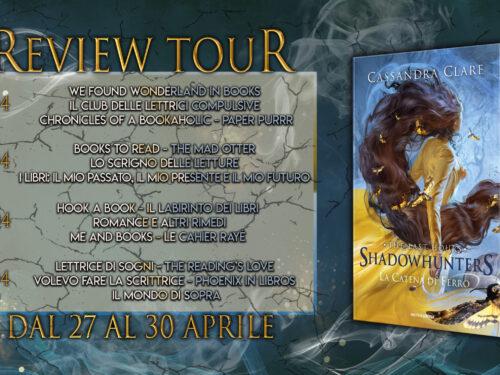 Fan della Shadowhunters Chronicles a raccolta