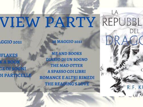 Review Party – La repubblica del drago di R. F. Kuang