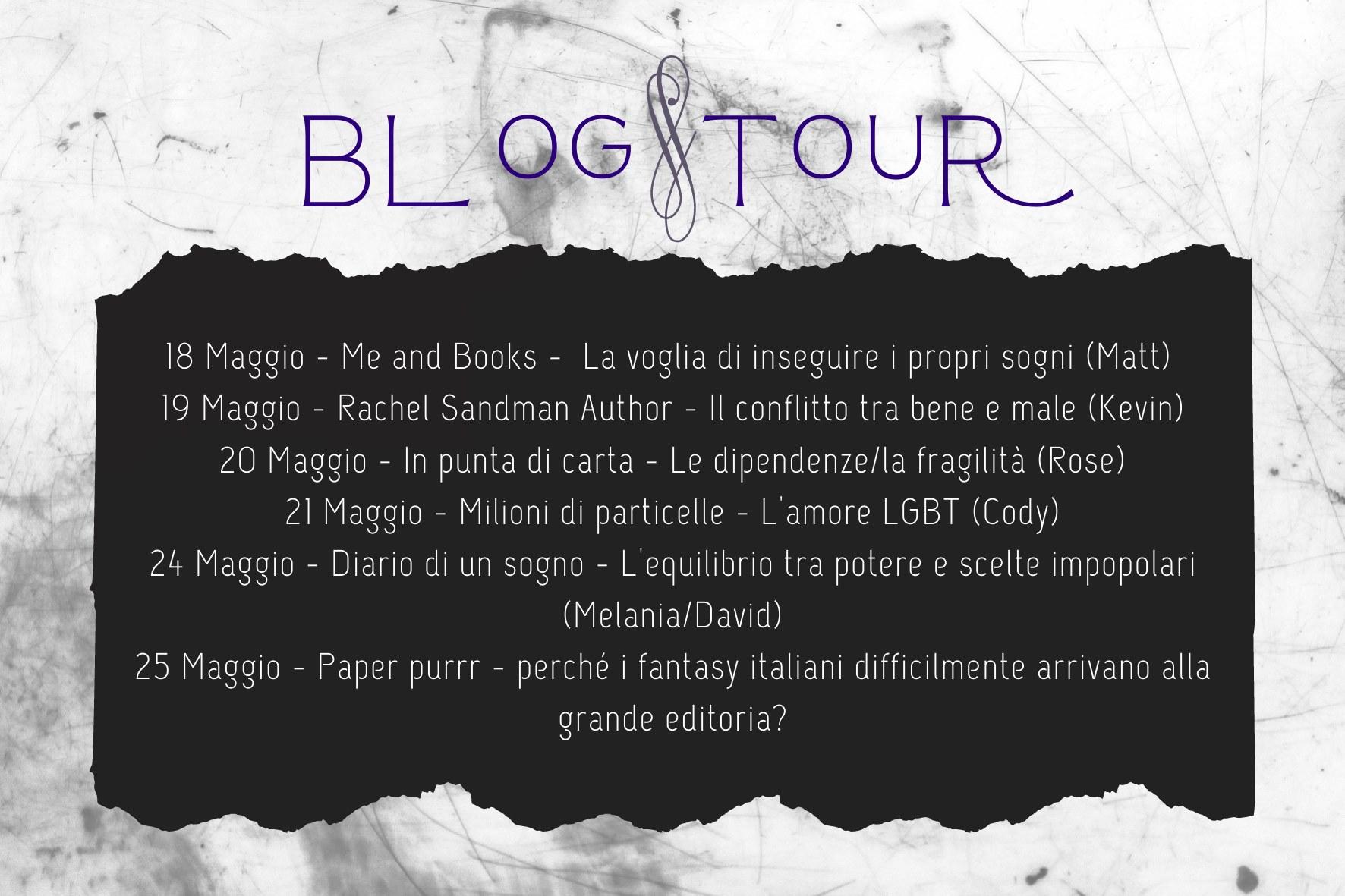 Blogtour - La voglia di inseguire i propri sogni (Matt)