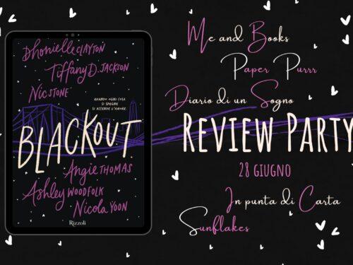 Review Party – Blackout di Autori Vari