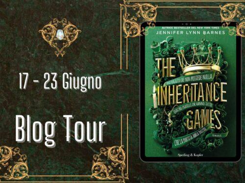 Blogtour – Nash e la generosità – The inheritance games di Jennifer Lynn Barnes