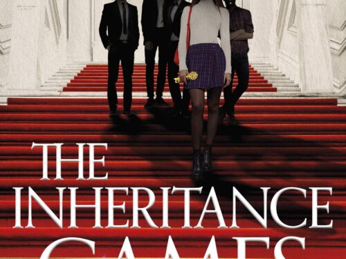 Blogtour – Nash and generosity – The inheritance games by Jennifer Lynn Barnes