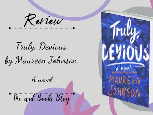 Truly Devious by Maureen Jonhson