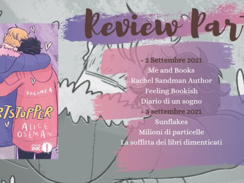Review Party – Heartstopper 4 di Alice Osman