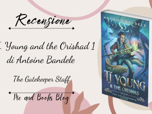 T. J. Young & the Orishas 1 di Antoine Bandele